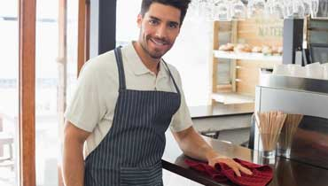 Skilled restaurant cleaning in Enfield