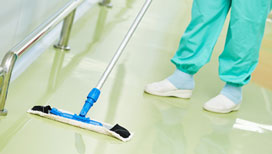 Expert medical office cleaning