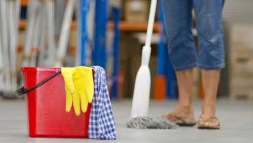 Specialist post construction cleaning in London