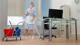 Quality office building cleaning