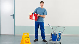 Effective building cleaning services
