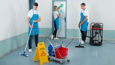 Quality janitorial cleaning services in Enfield